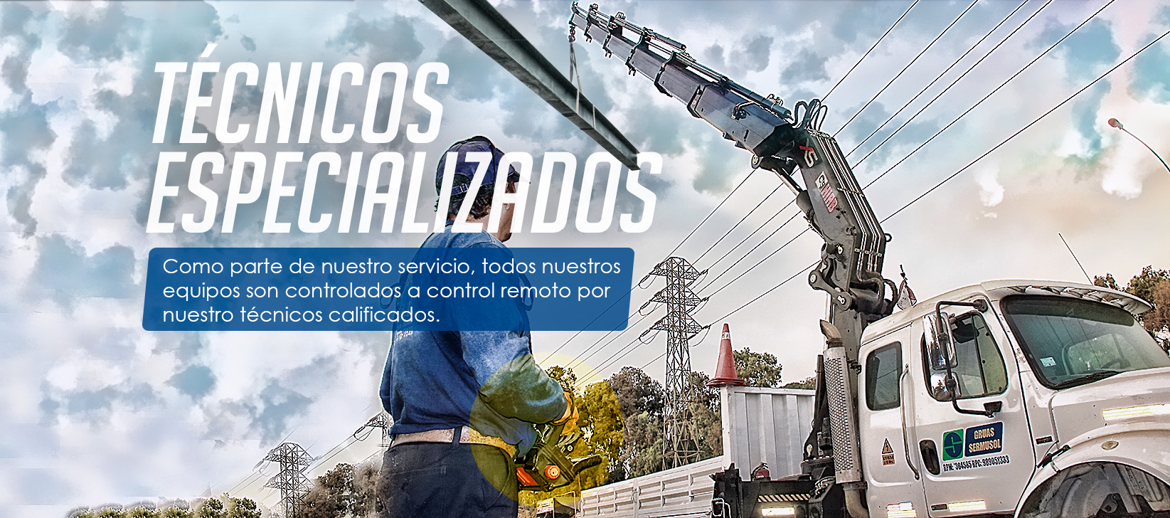 Como parte de nuestro servicio, todos nuestros equipos son controlados a control remoto por nuestro técnicos calificados.