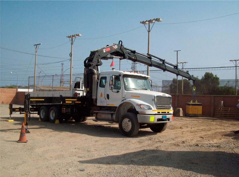 Reparación de Camiones Grúa