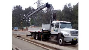 Montaje Industriales con los camiones